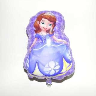 Balon Foil Sofia 0431 - Pink