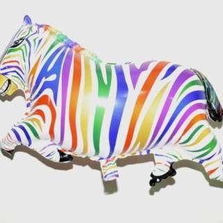 Balon Foil Zebra 0423