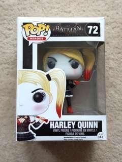 POP! Heros Harley Quinn Vinyl Figure