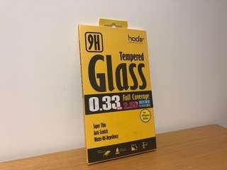 🚚 iPhone X/Xs 2.5D 隱形滿版玻璃保護貼-黑色