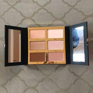 Tarte tarteist face palette sculpt and highlight makeup all new