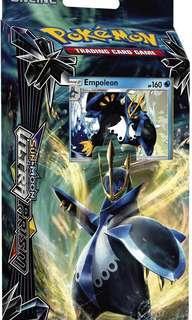 pokemon sm5 theme deck