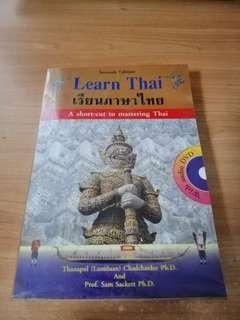 🚚 Learn Thai - A short-cut to mastering Thai