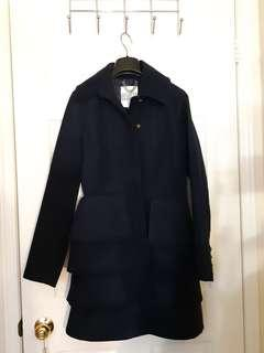 Pretty Peacoat Jacket