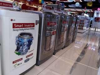 LG Topload Washers Inverter!!