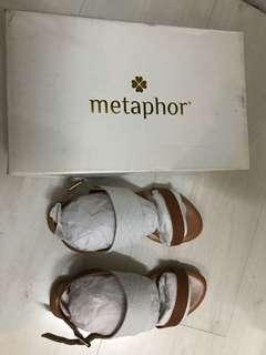 Metaphor leather shoes size 36 NEW