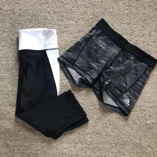 Activewear size xs/s