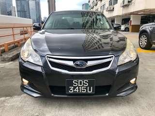 Subaru Legacy 2.0i Sedan Auto