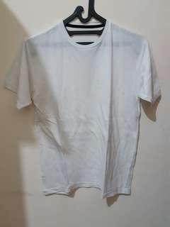 White galaxy shirt