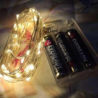 REPRICED!!! Pixie Lights - Warm White