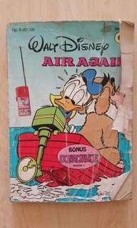 Preloved Buku Komik Donald Bebek Buku Tebal