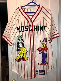 Moschino/H&M Baseball Dress Size-XS