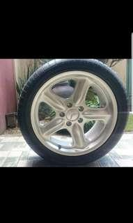 Mercedes benz Zosca mags for sale!!!