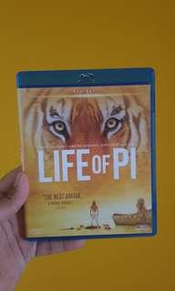 Life of Pi Blu-Ray Disc