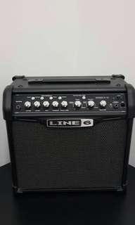 Line6 IV Spider Classic 15w Amp
