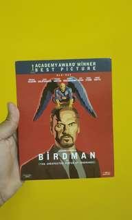 Birdman Blu Ray
