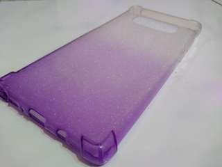 Case Note 8 Gradasi Ungu Cantik