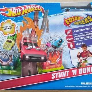Hot Wheels Color Shifter Stunt n Dunk