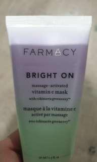 FARMACY Bright On Vitamin C Mask - Best Seller