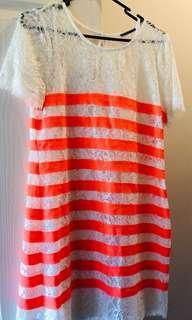 Tokito Lace Dress Size 12