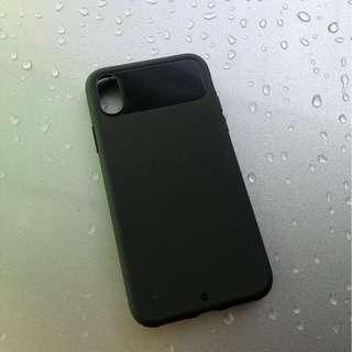 Caudabe Sheath Case for iPhone X (Black)