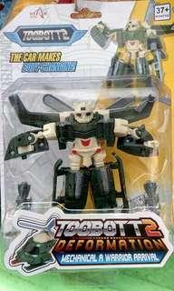 Tobot deformation
