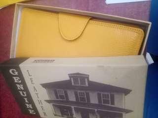 Dompet kulit garut asli