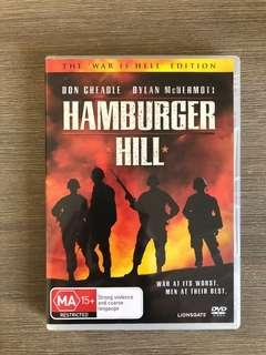 Hamburger Hill DVD starring Don Cheadle