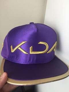 KDA (LOL) cap