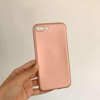 Silicon case iphone 7+