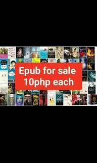Epub only for 10