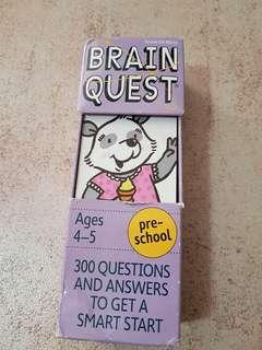🚚 Brain Quest Ages 4 to 5