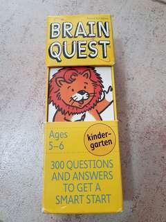 🚚 Brain Quest Ages 5 to 6