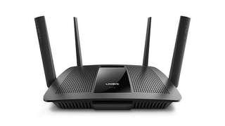Linksys EA8100-AH MAX-STREAMTM AC2600 wireless router.