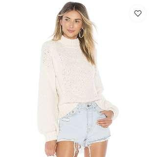 LOVERS + FRIENDS PRARIE SWEATER