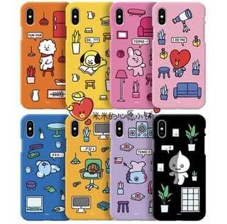 🚚 BT21 PHONE COVERS