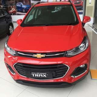 Chevrolet trax LT only one