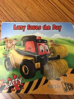 Larry saves the day