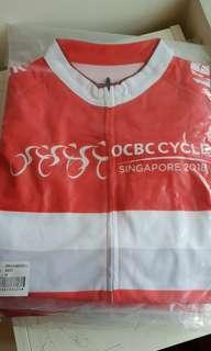 OCBC Cycling Jerseys ( 2016 - 2018) XS ×2, S x1, M x2