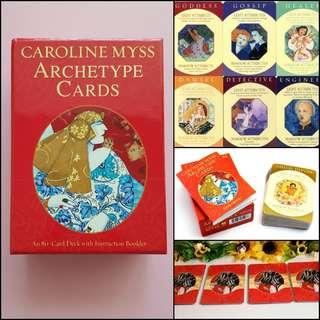 ARCHETYPE Oracle Cards tarot