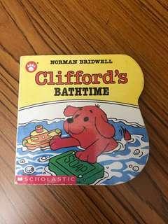 Clifford bath time