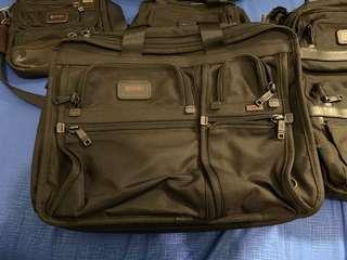 Tumi Expandable Organizer laptop Brief Large overnight