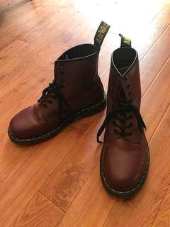 Never worn Doc Martens