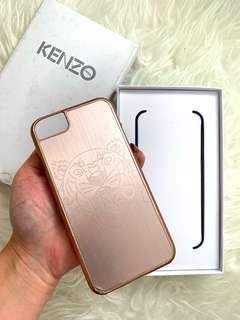 AUTHENTIC KENZO ROSE GOLD iPHONE 7 CASE