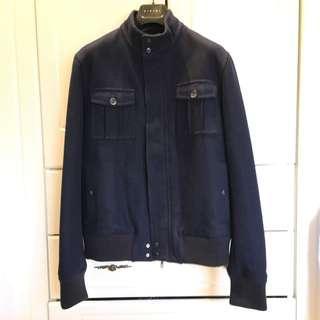 🚚 Benetton 羊毛 夾克