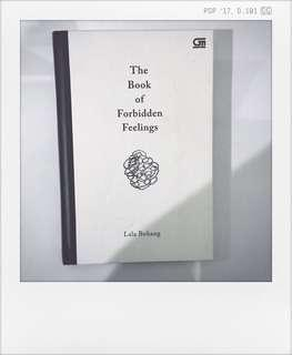 Lala Bohang The Book of Forbidden Feelings Hardcover