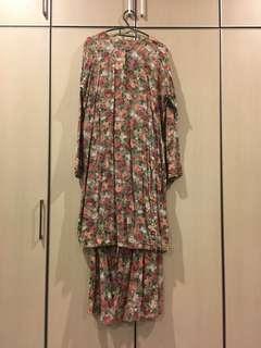 Baju Kurung Cotton Pahang