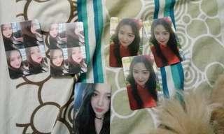 [WTS] Red Velvet Album Photocard