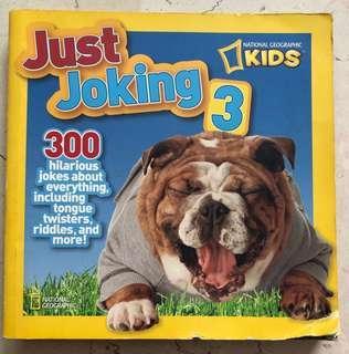 Just Joking 3 for kids