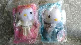 Hello Kitty soft toy (wedding)